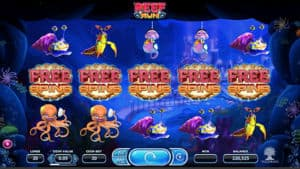 Free spins 65870